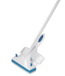 Mr Clean Magic Eraser Mop Review Used To Clean Bathtub