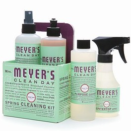 Mrs cleaning products