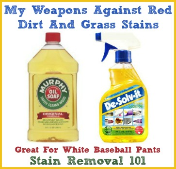 Removing dirt stains from clothes tips home remedies for Remove red stain from white shirt