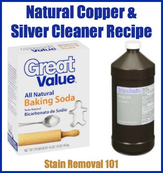 Homemade Copper Polish Amp Cleaner Recipes