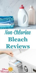 Non Chlorine Bleach Reviews