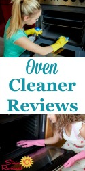 Oven Cleaner Reviews