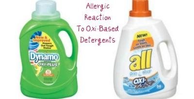 Oxi Laundry Detergents Cause Me Allergic Reactions Meijer