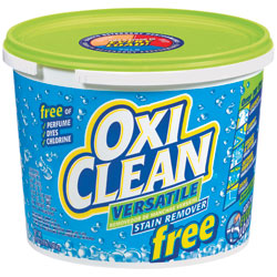 Oxiclean Free Powder Review Can Be Used In Place Of Oxi