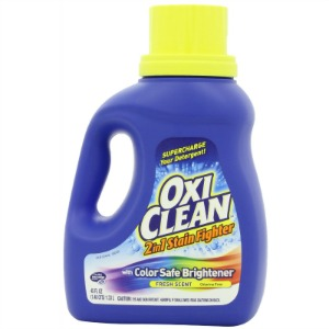 oxiclean stain remover liquid review 2 in 1 with color safe brightener. Black Bedroom Furniture Sets. Home Design Ideas