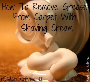 home remedy to remove grease from carpet. Black Bedroom Furniture Sets. Home Design Ideas