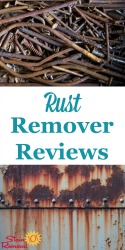 Rust Removers Reviews