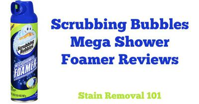 Scrubbing Bubbles Shower Cleaner Reviews And Ratings