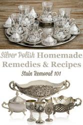 Silver Polish Homemade Remedies