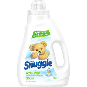 Snuggle Free Clear Gave A Faint Rancid Odor To Clothes