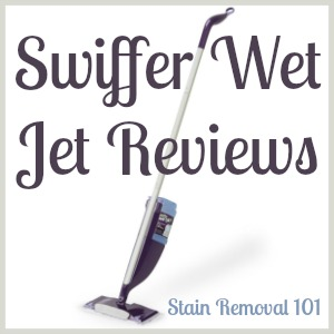 Swiffer wetjet spray mop reviews pros cons for Cons 101