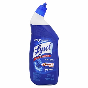 Lysol Toilet Bowl Cleaner Stain Removal
