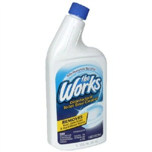 The Works Toilet Bowl Cleaner Reviews
