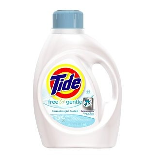 Tide Free And Gentle Detergent Reviews Amp Experiences