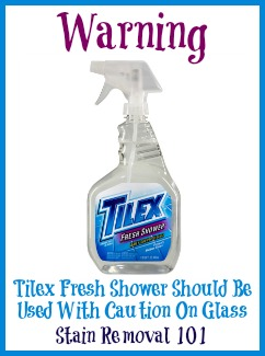 Below Iu0027ve Gathered Several Reviews Of Tilex Fresh Shower Daily Shower  Cleaner. While The First One, From Michelle, Is Positive, The Rest Are NOT,  ...