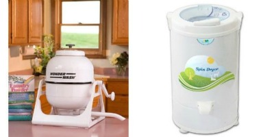 I Received This Review Of The Wonder Wash, A Portable Miniature Washing  Machine, And An Accompanying Product, The Spin Dryer, From Rawny, On My  Other Site, ...