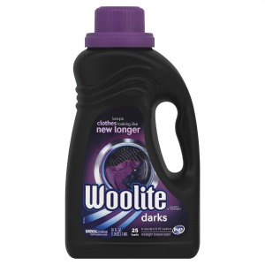 Woolite DARKS Liquid Laundry Detergent, 66 Loads, Regular & HE Washers, Dark & Black Clothes & Jeans Woolite Gentle Cycle Liquid Laundry Detergent, 2x25 Loads, Regular& HE Washer, Packaging May Vary Woolite Dark Care Laundry Detergent, 50 oz (Pack of 2)Reviews:
