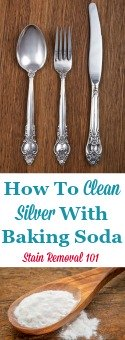 Cleaning Silver With Baking Soda