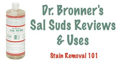 Dr Bronner S Sal Suds Reviews Amp Opinions