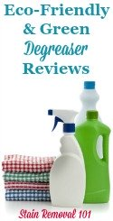 Eco-Friendly Green Degreaser Reviews