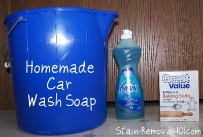 What Can You Use Instead Of Car Wash Soap
