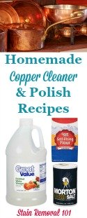 Copper Cleaner & Polish