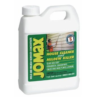 Jomax House Cleaner Amp Mildew Killer Reviews Mixed