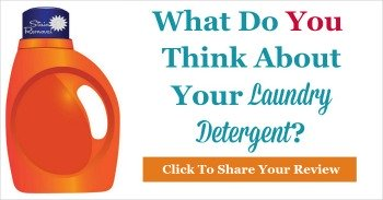 What Do You Think About Your Laundry Detergent