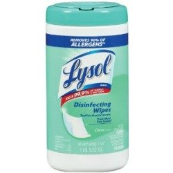 Lysol Wipes, Citrus Scent