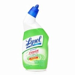 Lysol Disinfectant Power Toilet Bowl Cleaner With Bleach Review