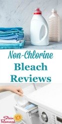 Non Chlorine Bleach Review