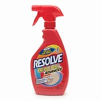 resolve triple action carpet stain remover review