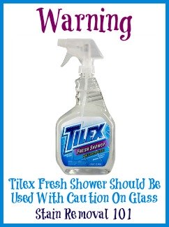below iu0027ve gathered several reviews of tilex fresh shower daily shower cleaner while the first one from michelle is positive the rest are not