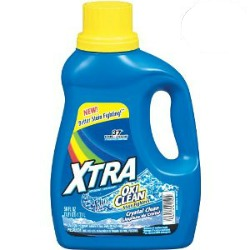 Oxiclean XTRA - the only value here