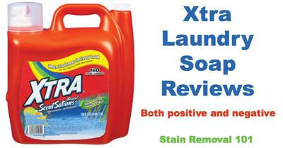 xtra laundry soap reviews experiences. Black Bedroom Furniture Sets. Home Design Ideas