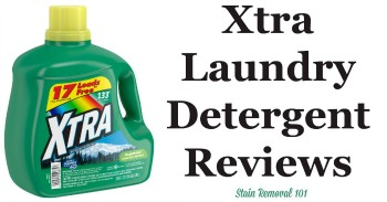 Xtra laundry detergent reviews