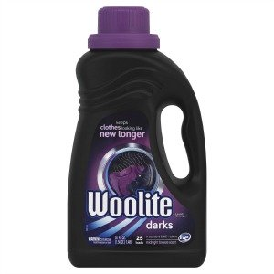 New Bottle Design For Woolite Darks Version