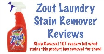 Zout stain remover reviews